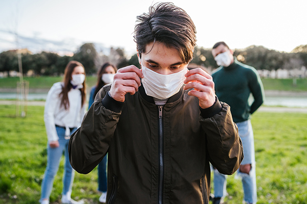 Mental Health and the Effects of the Pandemic